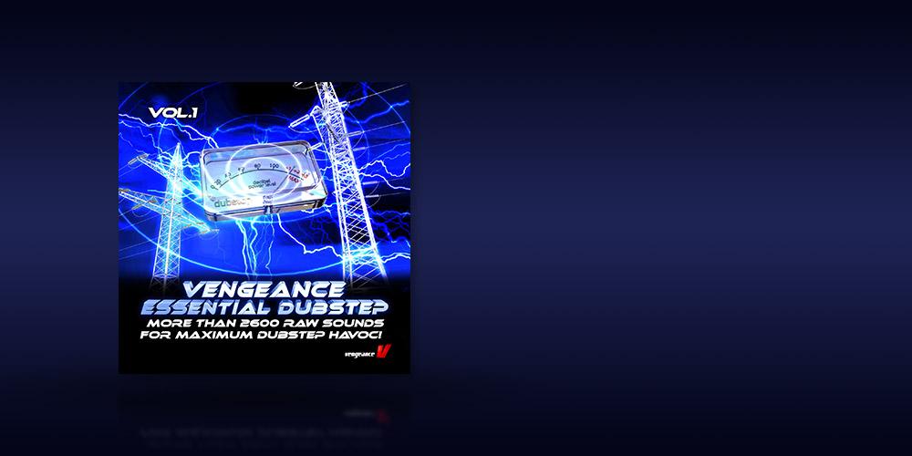 Vengeance Essential Dubstep Vol  2 - Sample Pack Torrent