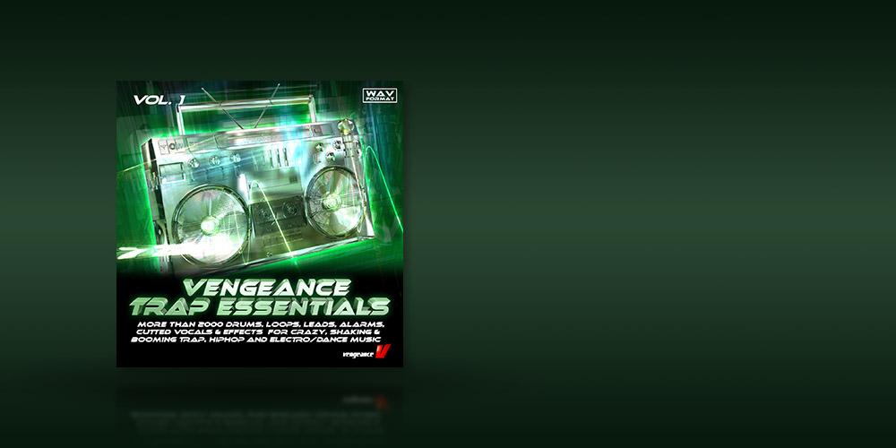 vengeance trap essentials vol 2